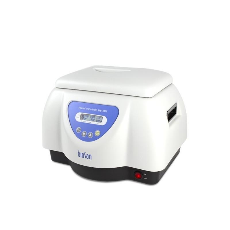Bagno termostatico da 4 litri con agitatore magnetico incorporato - Bagno termostatico ...