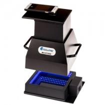 Sistema documentazione gel Accuris SmartDoc 2.0 con base a luce BLU -Dim. Gel 15x15cm