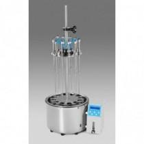 Concentratore - essicatore WB-1200 bagno termostatico a 12 posti (1 a 50ml) - fino 99°C pressione 0.2Mpa