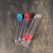 Test tubes cylindrical t/screw-20ml in PS 16x150mm