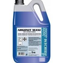 Detergente lavamani con antibatterico indicato per lavaggi frequenti. Conf. 5 kg.