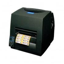 Stampante per etichette termoresistenti.