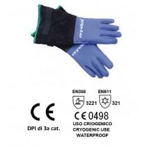 Guanto azoto liquido Cryoplus