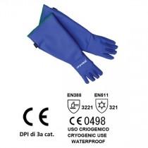 Guanto azoto liquido Cryoplus-55