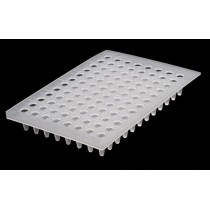 Micropiastre PCR 96x0,1 neutre Non-skirted