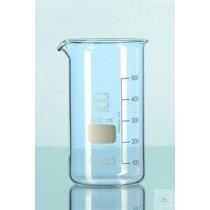 Beakers graduati in vetro Duran forma alta 50/3000ml