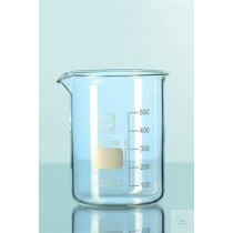 Beakers graduati in vetro Duran forma bassa 50/3000ml