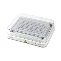 Blocco per piastre PCR: 96 x 0,2ml