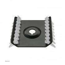 Rotore per 2 strisce di microprovette da 0,2 a 8 sezioni