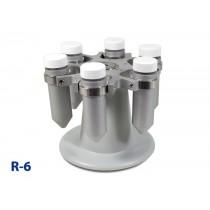 Rotore centrifuga per 6 tubi da 50ml in alluminio