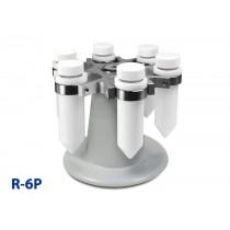 Rotore centrifuga per 6 tubi da 50ml in plastica