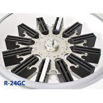 Rotore per 24 Gel Cards per BS-1 LMC3000 E BS-1 LMC4200R