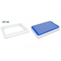 Adattatore per piastre PCR 96 pozzetti