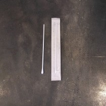 Swab tip cotton - rod in plastic sterile