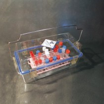 Contenitore per trasporto campioni