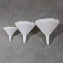 Funnels of various capacities
