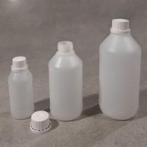 Bottiglie con tappo a sigillo varie capacità e dimensioni