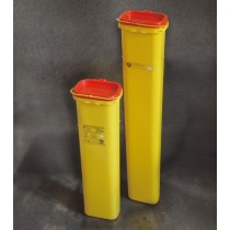 Container to special waste long