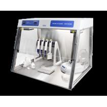 Cappa per PCR compatta, UVC/S-AR inattivatore DNA/RNA tramite UV