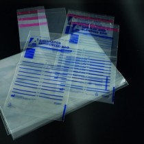 bags sterile Stomacher 80 in LDPE 105x155 mm square bottom closure standard - packs of 100 pieces