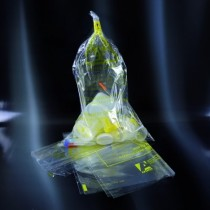 sacchetti per autoclave in PP in PP  dim.400x660 mm - resistenti fino a 134 °C