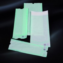 buste per sterilizzazione CE dim.75x250 mm  tipo standard