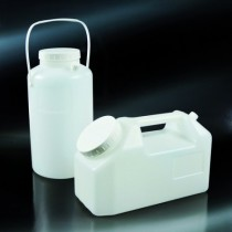 "containers for urine non-sterile CE ""24 hours"" from 2500 ml jerrycan PE-Cf.30pcs"