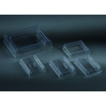 base mold disposable CE dim. 30x24x6 mm-Cf.500pcs