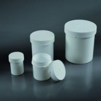 vessels inviolable screw cap and seal tear-off 50-ml