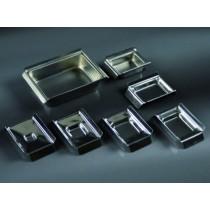 base mould in acciaio CE dim. 15x15x6 mm