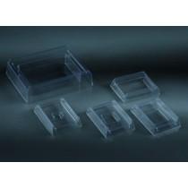 base mould monouso CE dim. 24x24x6 mm