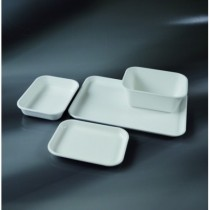 trays and trays of dim. 350x250x40 mm