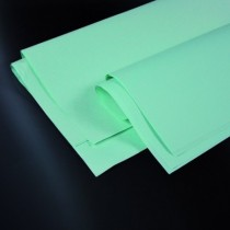 crepe paper for sterilization green color dim. 90x90 cm
