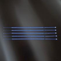 anse sterile needle + ball EC PS color blue - bags of 20 pieces Cf.2000pz
