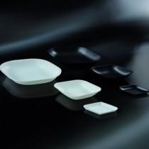 navicelle per pesata 100 ml Mod. DS colore bianco