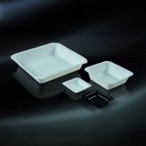 navicelle per pesata 100 ml Mod. SQ colore bianco