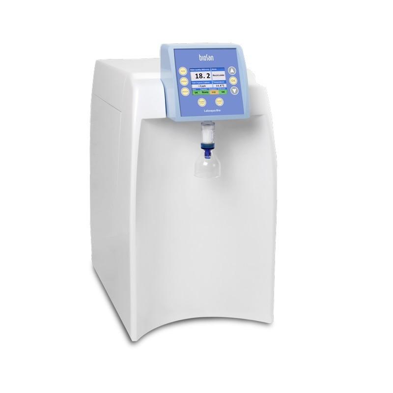 Sistema purificazione acqua LabAqua Trace Biosan