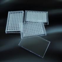 piastre per micrometodi CE in PS fondo piatto sterili