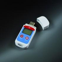 data logger per il monitoraggio della temperatura digitale USB range di temperatura da -30°C a + 70°C