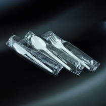 "cutlery single-use, sterile, ""fork"" PS - sterile single pack"