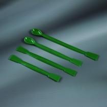 spatole per laboratorio CE tipo spatola-cucchiaio lungh. 180 mm