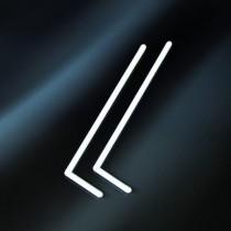 spatole ad L sterili in PP colore bianco - incarto singolo