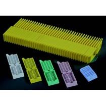 cassette per inclusione PRE-IMPILATE a griglia rettangolare CE - pre-impilate