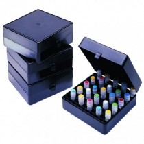 Rack Box per microtubi 1.5 e 2ml - 100 posti