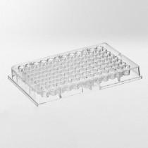 Piastre per micrometodi 96 pozzetti PS fondo a U sterili