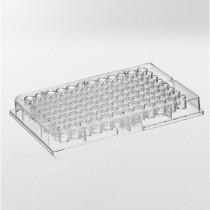 Piastre per micrometodi 96 pozzetti PS fondo a V non sterili