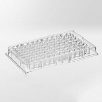 Piastre per micrometodi 96 pozzetti PS fondo piatto sterili