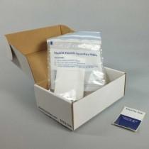 Sistema trasporto campioni 95 330G - UN3373 P650 - box 194x125x68mm. busta ed etichetta