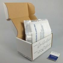 Sistema trasporto campioni 95 500G - UN3373 P650 - box 194x125x102mm. busta ed etichetta