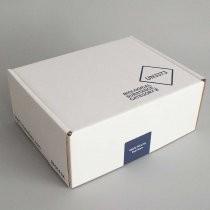 Box trasporto campioni 1K con isolante - UN3373 P650 Dim. 251x194x102mm